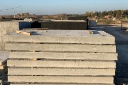 Nasze szamba z betonu